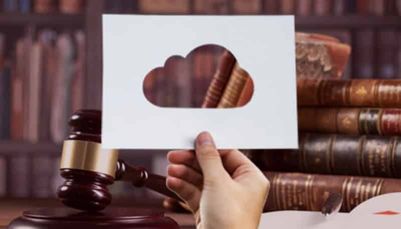 Our Top 5 Cloud Services for Law Firms Blog Post